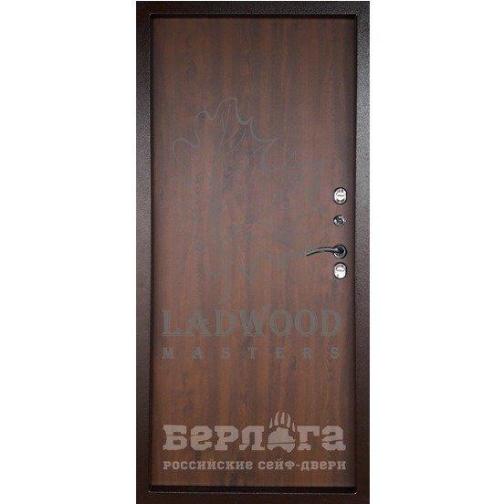 """Стальная дверь БЕРЛОГА СИБИРЬ """"ТЕРМО"""""""