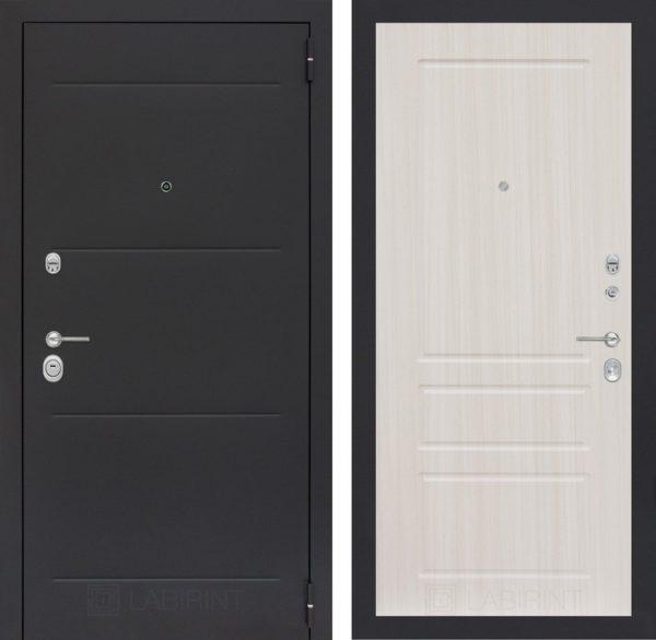 Стальная дверь ЛАБИРИНТ LOFT