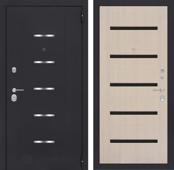 Входная дверь Лабиринт alfa-01-bd