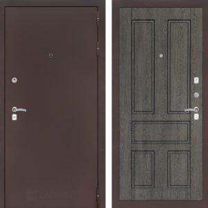 Входная дверь Лабиринт classic2-10-dubfiladelfiya