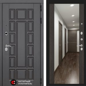Входная дверь ЛАБИРИНТ НЬЮ ЙОРК Венге