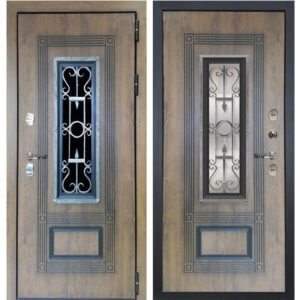 Стальная дверь Лекс Русь Термо
