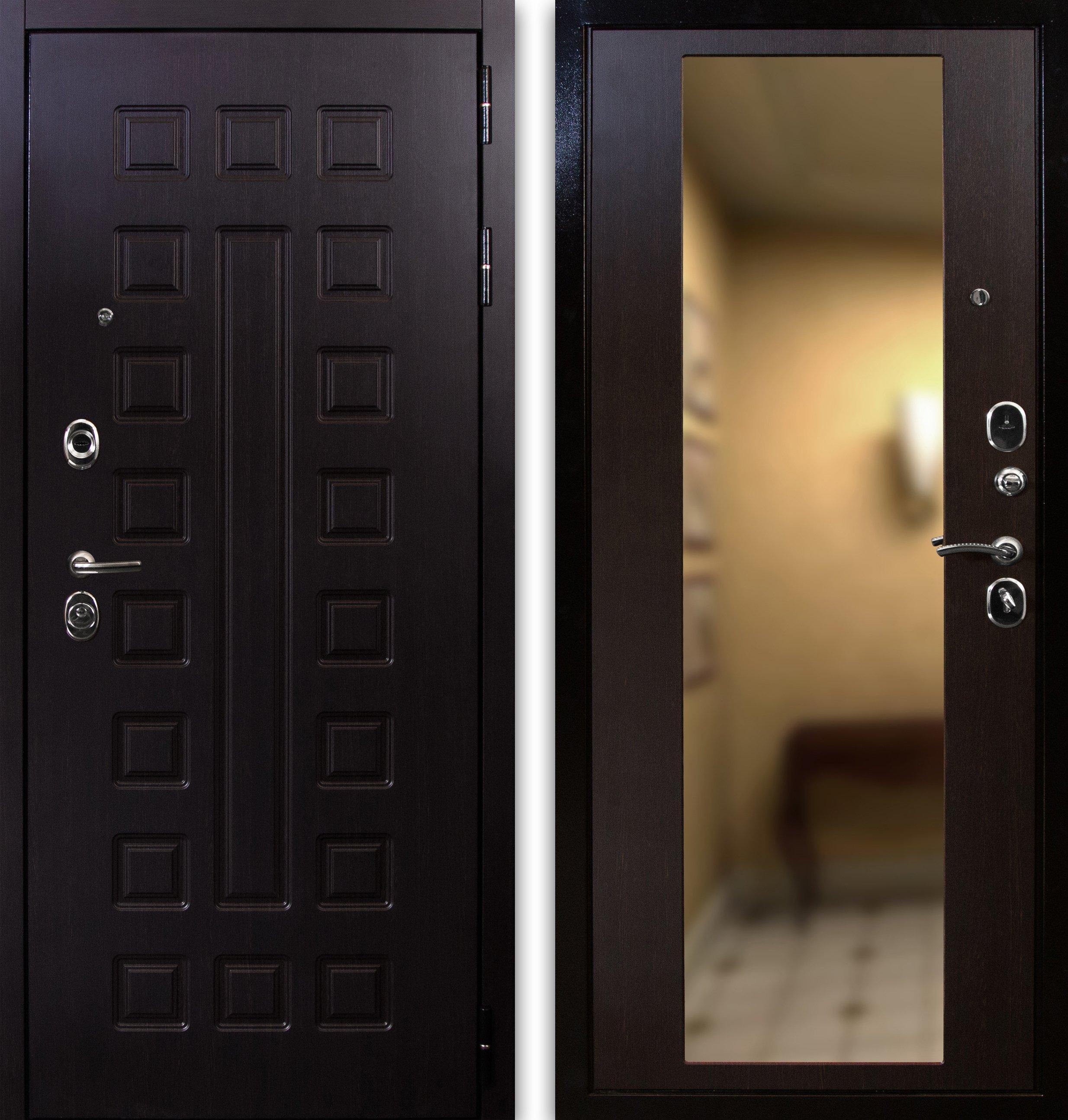 Стальная дверь ВОЕВОДА ОПЛОТ-2