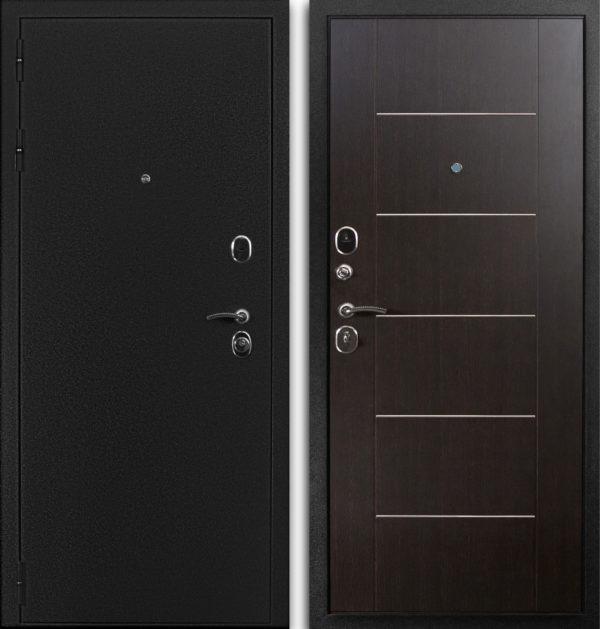 Стальная дверь Воевода Рекрут-2
