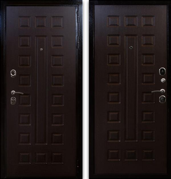 Стальная дверь ВОЕВОДА Сармат-2