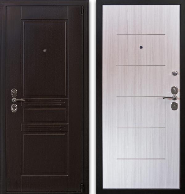 Стальная дверь ВОЕВОДА Твердыня-1