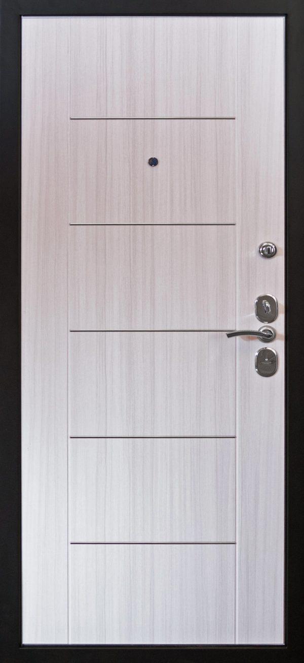Стальная дверь ВОЕВОДА Твердыня-1 Внутри