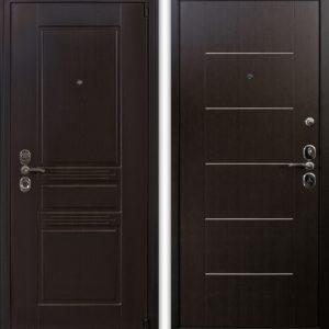 Стальная дверь ВОЕВОДА Твердыня-2