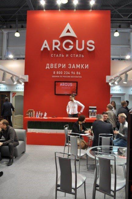 Выставка стальных дверей в Москве MosBuild 2019
