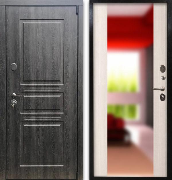 Стальная дверь ВОЕВОДА СОТНИК