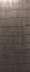Панель Аргус Техно дуб филадельфия графит